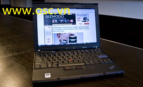 IBM - Lenovo Thinkpad X200