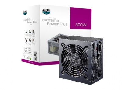 CoolerMaster Power Supply - 500W