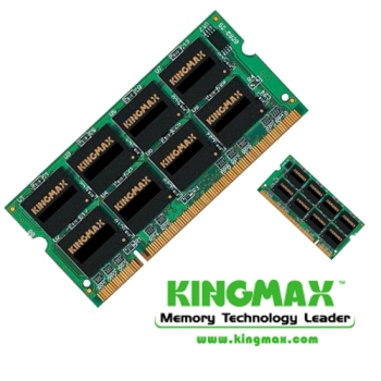 KINGMAX™ DDR3 1600MHz 2GB