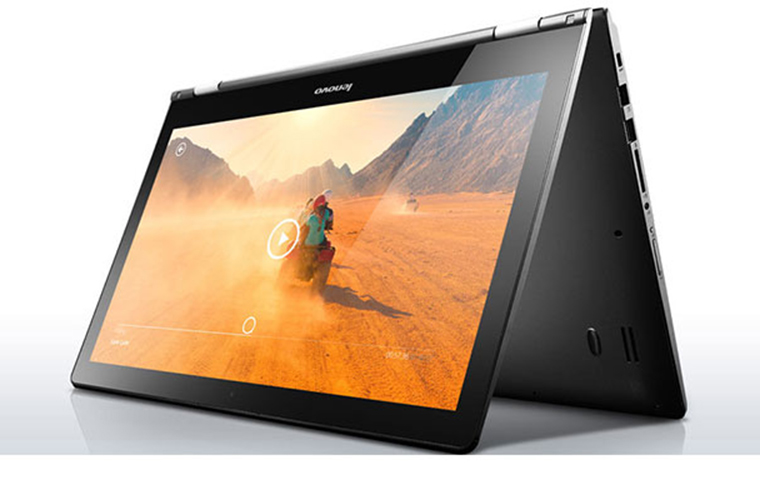 Notebook Lenovo IdeaPad Yoga 500/ i3-5020U/ W8.1 (80N600AMVN)