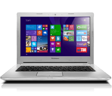 Notebook Lenovo IdeaPad Z4070/ i5-4210U/ 4VR (5942-3998)