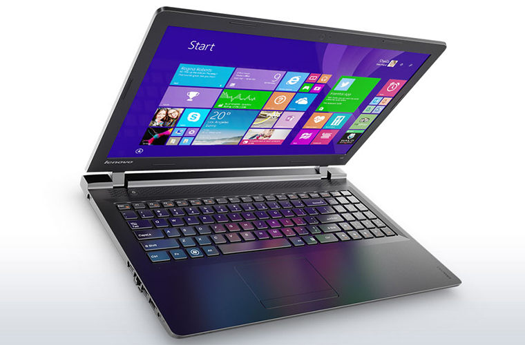 Notebook Lenovo IdeaPad 100-15IBD/ i3-5005U/ 2VR/ Black (80QQ00KYVN)
