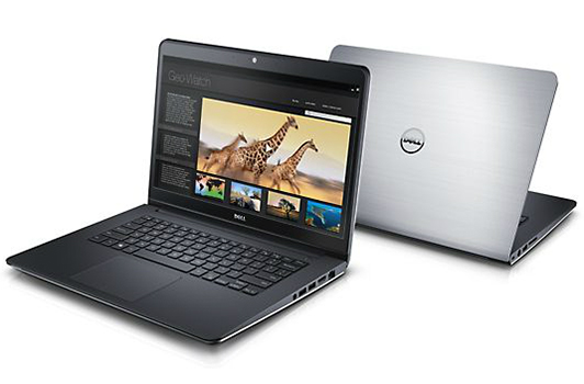 Notebook Dell Inspiron 14 5448/ i3-5005U/ Silver (70074603)