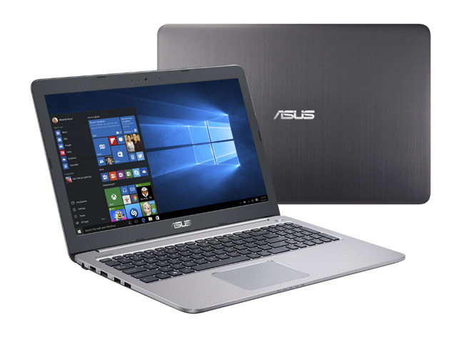 Notebook Asus K501U/ i5-6200U/ 2VR/ Gray (K501UB-DM039D)