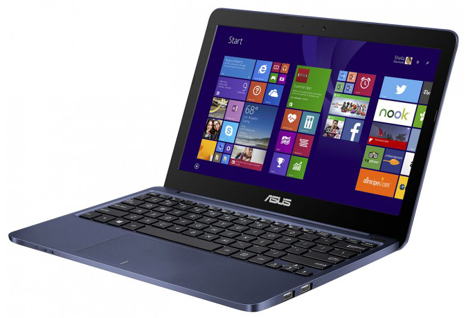 Notebook Asus E402SA/ N3050/ W10/ Dark Blue (E402SA-WX043T)