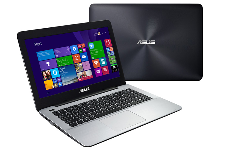 Notebook Asus K455LA/ i3-5010U/ Dark Gray (K455LA-WX415D)