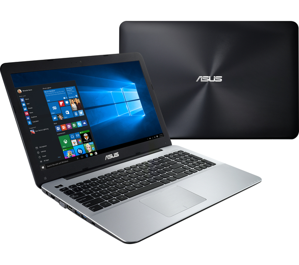 Notebook Asus X555UA/ i5-6200U/ Black (X555UA-XX036D)
