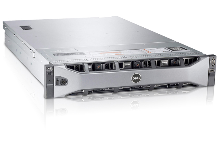 "Dell PowerEdge R720XD 6C 2xE5-2630v2/ Hot-plug 2.5"" ( )"