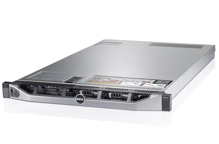 Dell PowerEdge R320 4C E5-2407v2/ PERC H310 ( )