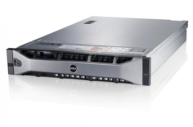 "Dell PowerEdge R720 6C E5-2620v2/ 2x8GB/ Hot-plug 2.5"" ( )"