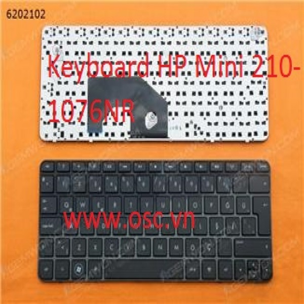Keyboard HP Mini 210--1018CL