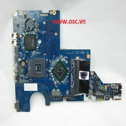 Mainboard HP HP CQ62 GL40 GM45 core 2 cpu core 2 vga share cpu socket Mã main 592809-001 DAOAX2MB6E1
