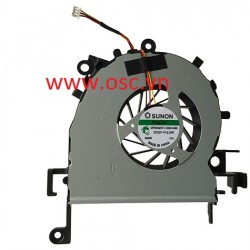 Quạt laptop Cooling Fan For ACER aspire 4738 4733 4738ZG ZQ8B ZQ8C D642 D732 D728