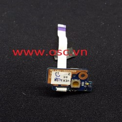 Nút mở nguồn laptop HP EliteBook 2560p 2570p Power Button Board with Cable