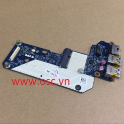 Vỉ sound và lan laptop DELL V3560 3560 5520 7520 N5520 N7520 USB Lan board LS-8252