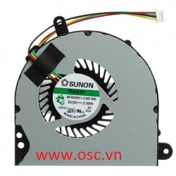 Quạt laptop Fan HP Probook 6570B 8570P For HP Eitebook Laptop