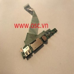 Vỉ âm thanh Laptop LENOVO YOGA 500-14IBD AUDIO CARD READER & USB PORT BOARD & CABLE