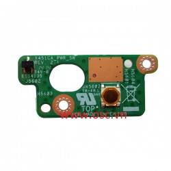 Vỉ mở nguồn laptop ASUS X451 F451 X451CA  Board power button board