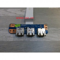 Cổng usb laptop SONY VAIO VPC-EH VPCEH EH SERIES USB BOARD