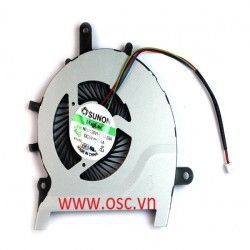 Quạt laptop  Asus Transformer Book Flip TP550 TP550L Compatible Laptop Fan