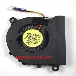 Quạt laptop Dell Latitude E5520 Compatible Laptop Fan