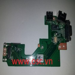 Vỉ USB Lan laptop Dell Latitude E5520 USB Card Reader Ethernet Port VGA Board