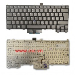 Bàn phím laptop  Dell Latitude E4310 Keyboard
