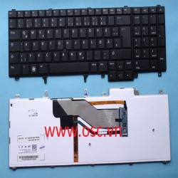 Bàn phím laptop DELL Precision M2800 M4600 M4700 M4800 M6600 M6700 Backlight Keyboard