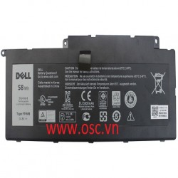 Battery Pin  laptop PIN DELL INSPIRON 15-7537 17-7737 14-7437  F7HVR