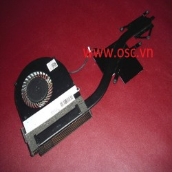 Tản nhiệt laptop DELL Inspiron 15 7537 CPU Processor Cooling Fan & Heatsink 07YTJC 7YTJC