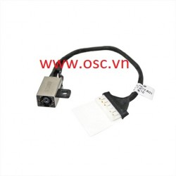 Rắc nguồn laptop  DC IN Power Jack For Dell Inspiron 14 3467 3468 3462