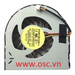 Quạt laptop  laptop  Dell 3520 2520 N5040 M5040 N5050 M5050 Series Fan