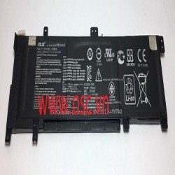 Pin Battery laptop Asus K501 K501LA K501U K501LX A501U A501L A501LB
