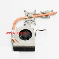Tản nhiệt laptop Dell Inspiron 1440 Laptop Cooling Heatsink