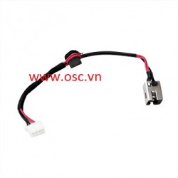 Rắc nguồn laptop DC Power Jack For Lenovo Ideapad P400 P500 Z400 Z500 Series