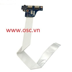 Vỉ usb jack phone laptop Lenovo Z500 P400 P500 Z400 Laptop USB Cable Audio Sound Card Board