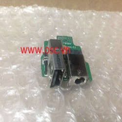 vỉ nguồn và usb laptop  Laptop DC POWER JACK USB BOARD FOR LENOVO IDEAPAD Z370