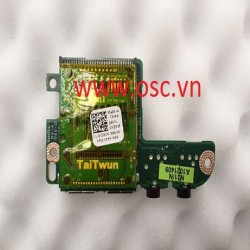 Vỉ âm thanh và usb laptop USB & Audio board Jack Connector Dell Inspiron 1764  1564 1464