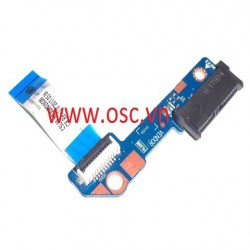 Rắc DVD laptop HP Pavilion 15-BS 15-BS070WM Sata DVD Connector Board w/ Cable LS-E794P