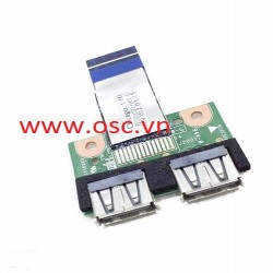 Vỉ usb laptop HP Presario CQ43 HP 430 431 630 CQ43-304TU Notebook Laptop USB Board
