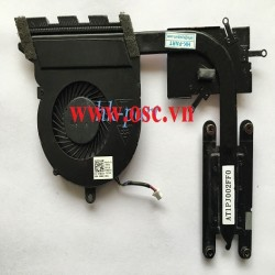 Tản nhiệt laptop  Dell Inspiron 5565 5567 5767 series CPU Heatsink 0789DY AT1PJ002FF0