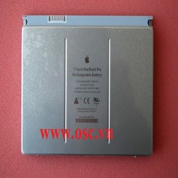 "Thay Pin Apple MacBook Pro 17"" 10.8V 68Wh Li-ion Battery Pack A1189 A1151 MA458 A1261 A1229 A1212"