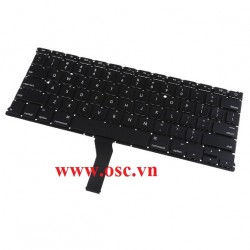 Thay bàn phím laptop Replacement Laptop Keyboard For MacBook Air 13'' A1369 2011 A1466 2012 2014Y