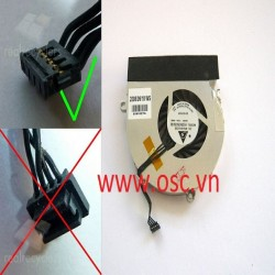 "Thay Quạt laptop MacBook A1181 13"" (2007 / 2008 /2009) Original Fan 922-8273"