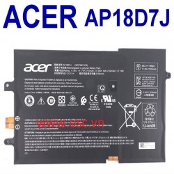 Thay Pin laptop ACER Swift 7 2019 AP18D7J battery