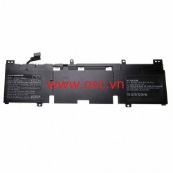 "Thay Pin laptop Battery 3100mAh for Dell Alienware 13 R2, 13 R2 13.3"", Alienware ECHO 13"
