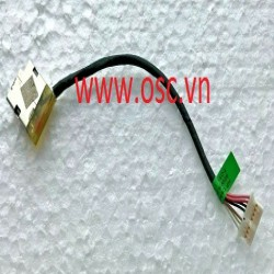 Rắc nguồn laptop HP Pavilion 15-AC 15-AY 14-BS 14 BS 255 DC Jack Power Socket Cable 799736-Y57