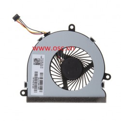 Thay Quạt tản nhiệt Laptop CPU Cooling Fan For HP 15-A 15-BS 15-AC 15-AF 15-AY