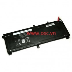Thay Pin laptop Battery for Dell XPS 15 9530 Precision M3800 T0TRM TOTRM H76MV 7D1WJ 61Wh