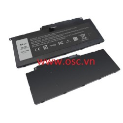 Thay Pin laptop in Dell Inspiron 15-7537 14-7437 17-7737 G4YJM T2T3J battery F7HVR 062VNH Y1FGD